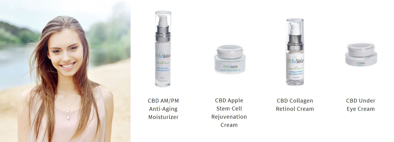 palm springs cbd skin care