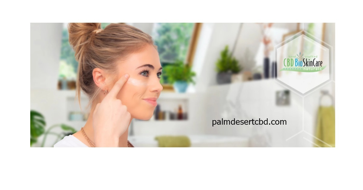 CBD SKIN CARE – PALM DESERT