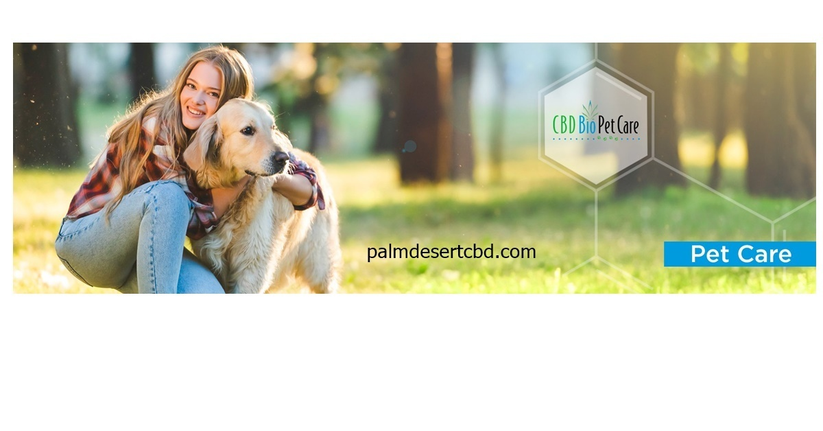 CBD for PETS – PALM DESERT, CALIFORNIA