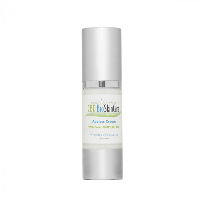 CBD BioSkinCare All Natural Ageless Cream