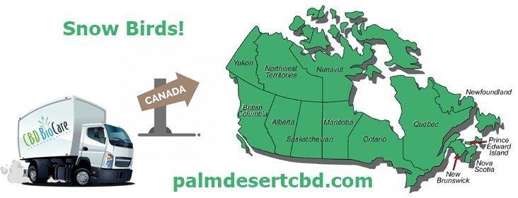 CBD BIOCARE SHIPS TO CANADA