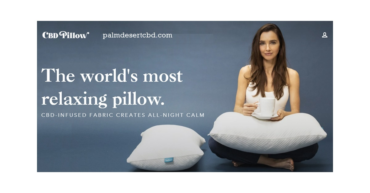 CBD PILLOW
