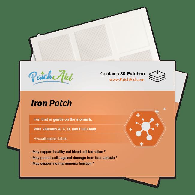 PATCHAID ironpatch