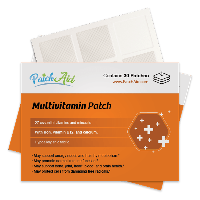PATCHAID multivitamin