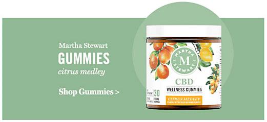 martha stewart cbd gummies