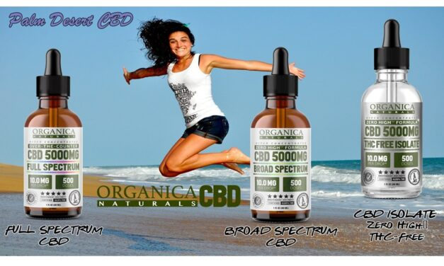 ORGANICA NATURAL CBD OILS