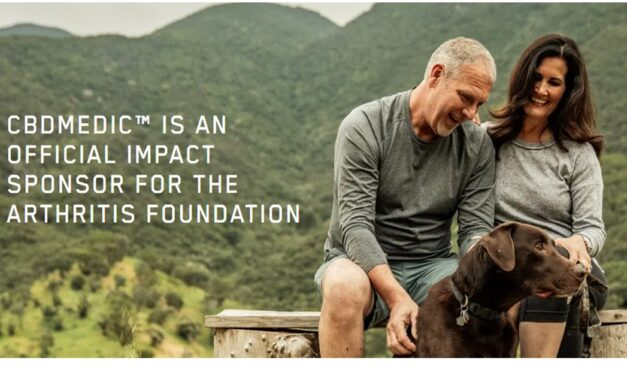 CBDMEDIC™ is offering 20% off to the Arthritis Foundation Community