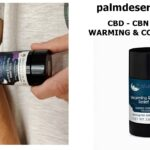 CBD CBN Warming & Cooling Relief Stick – 1,000 Mg – 2.6 Oz Topical | Palm Desert