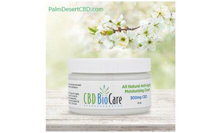 CBD BIOCARE All Natural Organic Anti-Aging CBD Cream